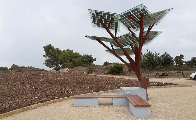 Solar Tree Europ
